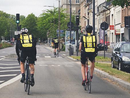 La cyclo-logistique, la dernière tendance éco-responsable pour vos livraisons