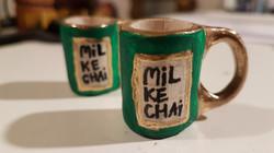 Mugs - Mil ke Chai