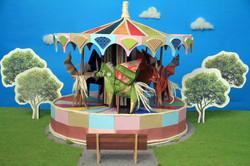 Paper carousel design | Nailstorm