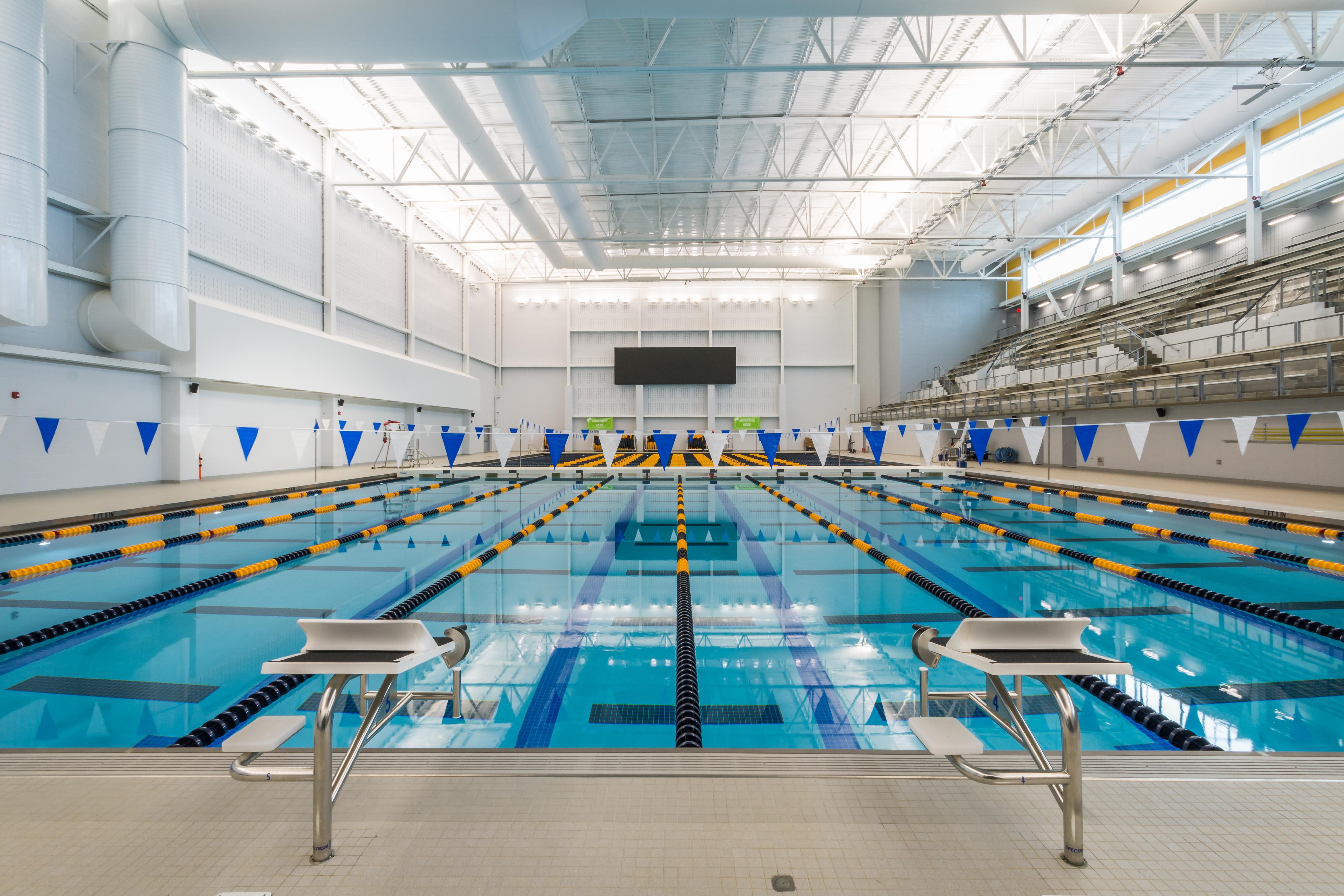Aquatic Center Int-11
