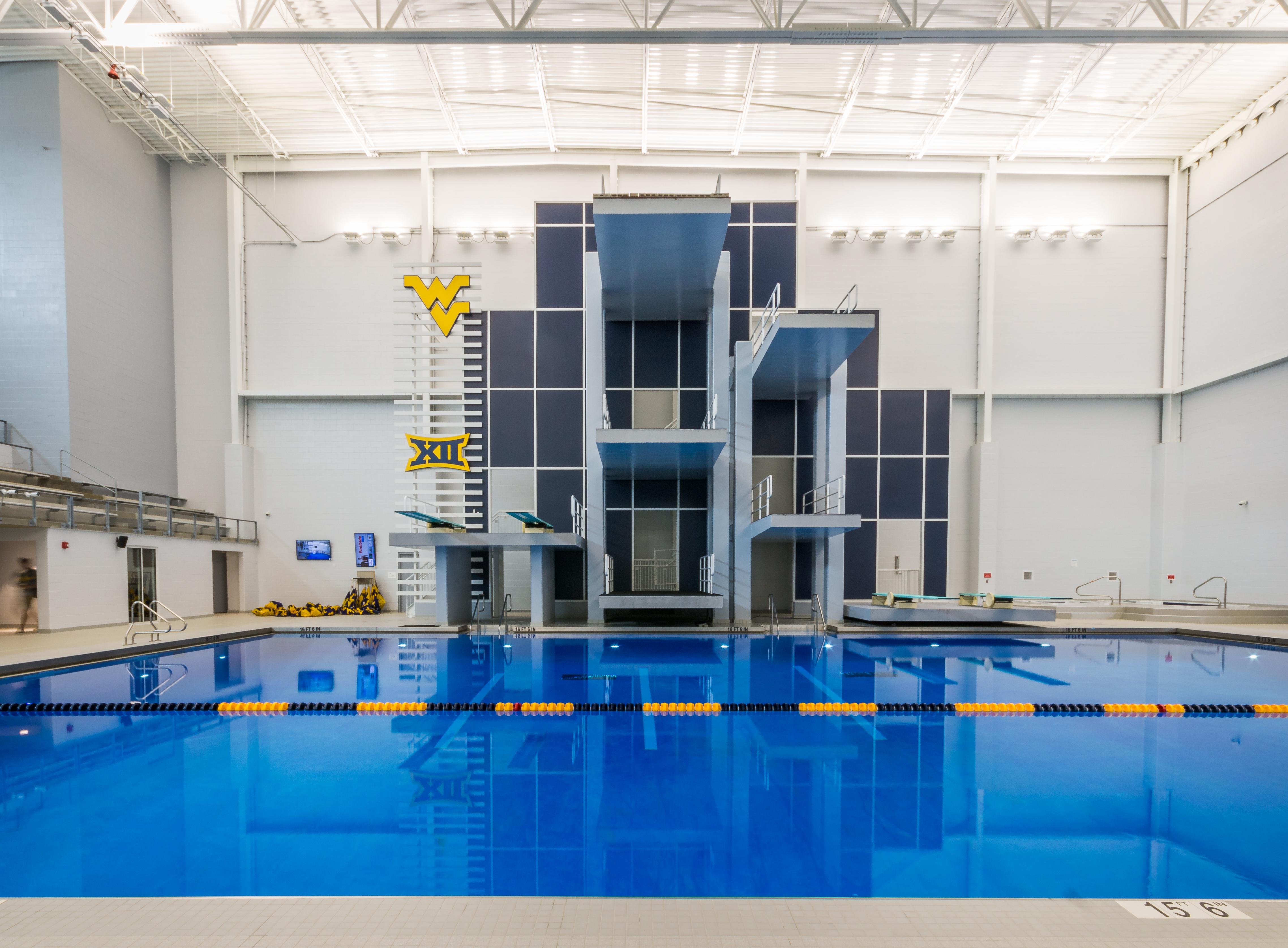 Aquatic Center Int-9