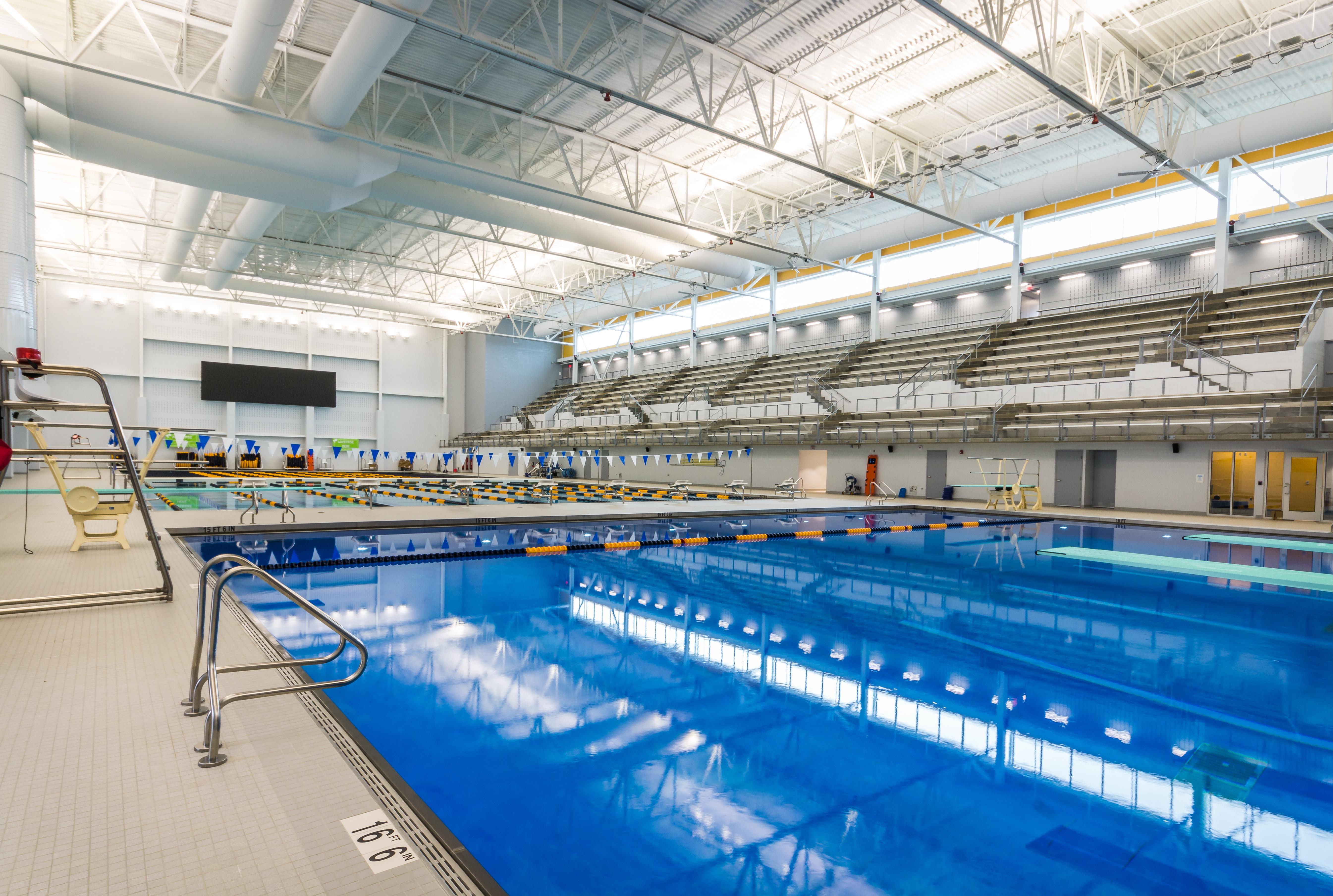 Aquatic Center Int-13