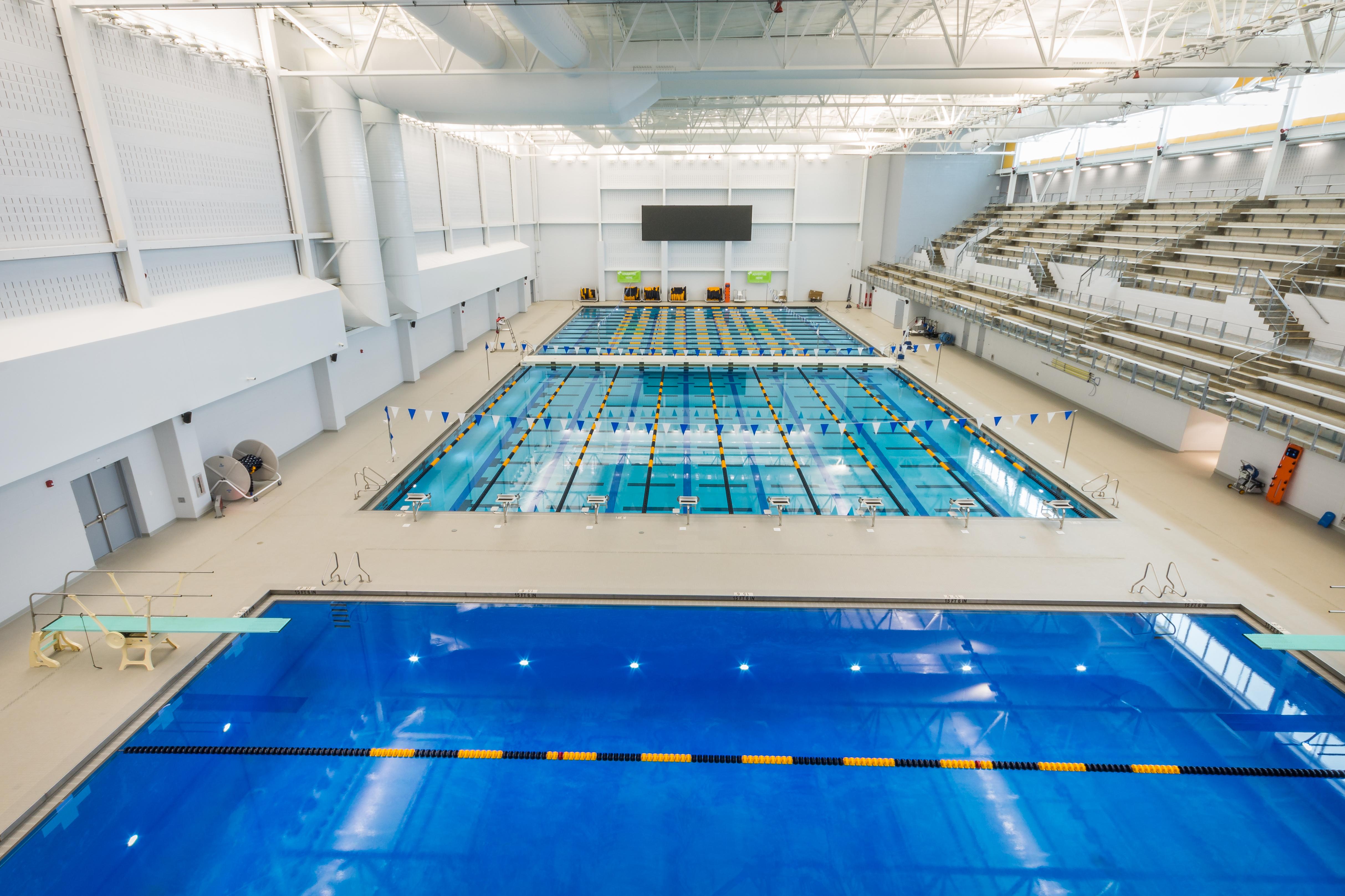 Aquatic Center Int-15