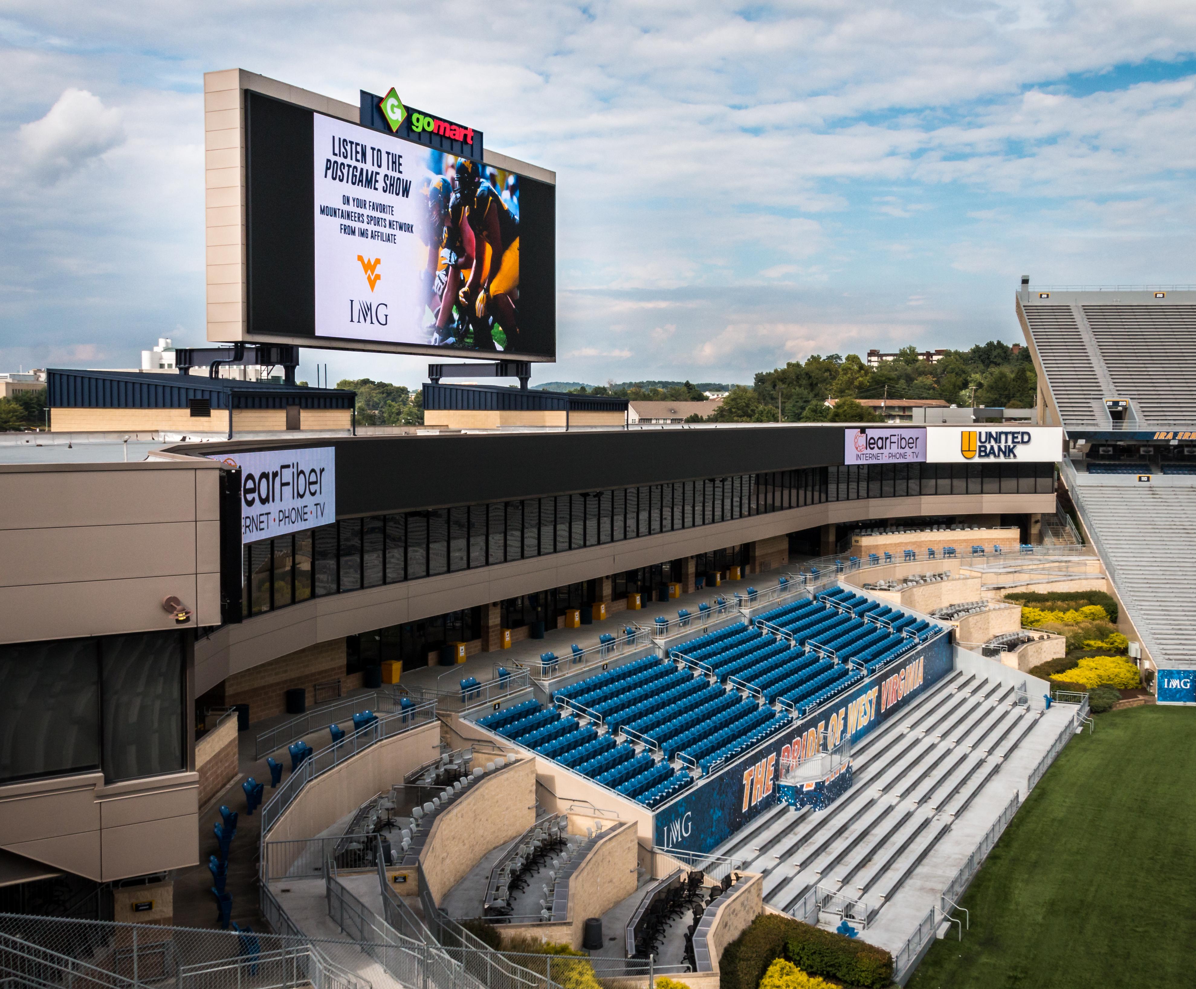 Puskar Stadium Scoreboard 8-30-17-8-8