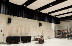 WVU CAC Rehearsal Hall 9-7-13-5