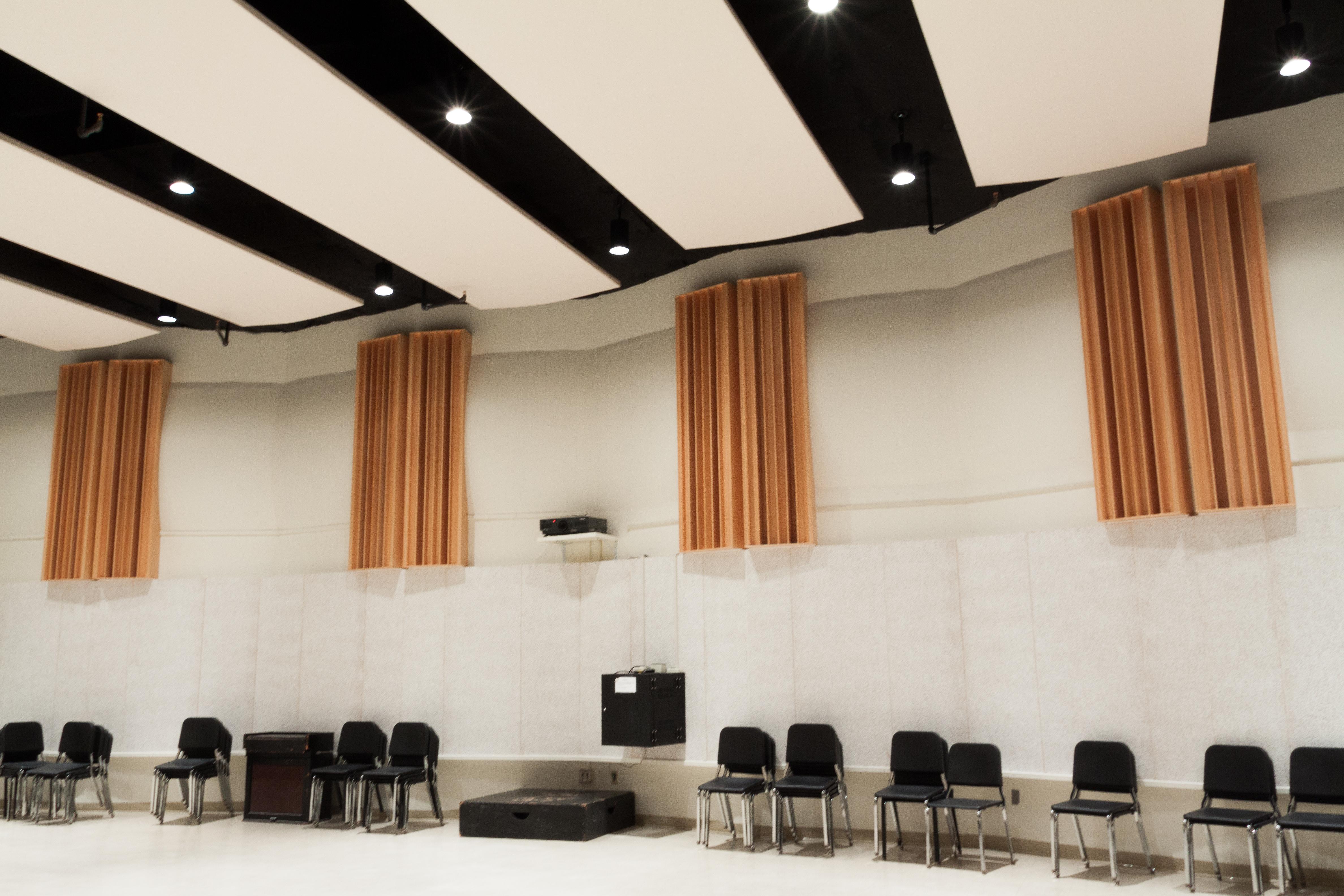 WVU CAC Rehearsal Hall 9-7-13-3