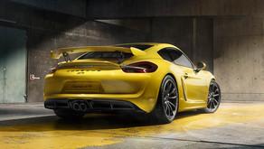 Porsche Cayman GT4 2018: meesterlijke alleskunner (Nederlands)