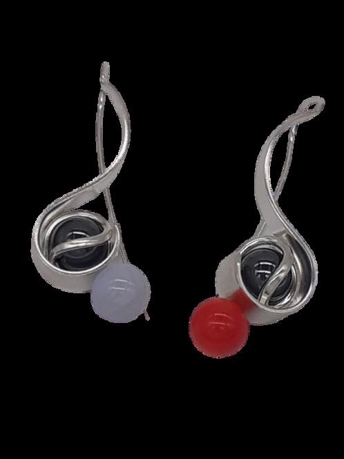 Boucles d'oreilles Lilwen