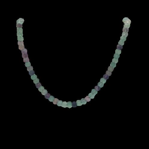 Fluorite multicolore
