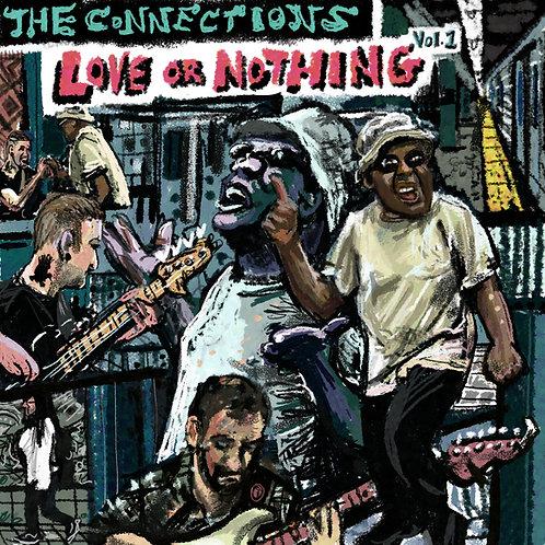 Love or Nothing, Vol. 1 CD