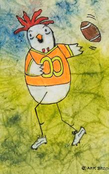 Football Chicken
