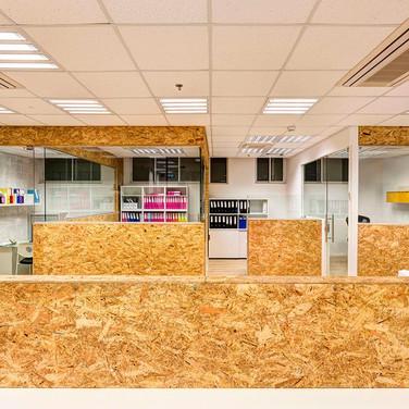 משרדים ו- open space