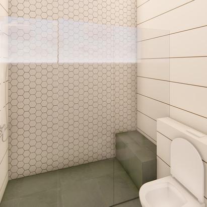 מקלחת הורים - הדמיה