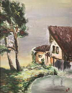 הבית ליד האגם