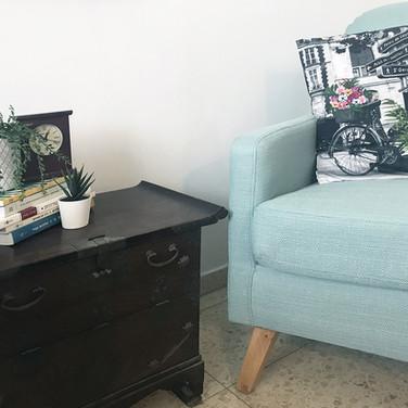 חדר עבודה וקליניקה