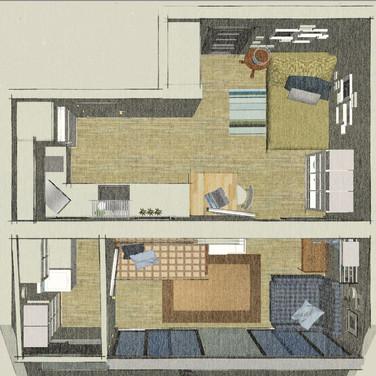 תכנית הדירה