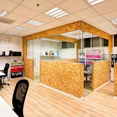 משרד ו- open space