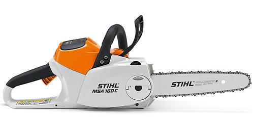 Аккумуляторная пила Stihl MSA 160 C-BQ, с AP 200 и AL 100