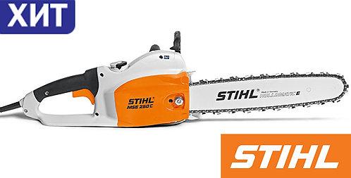 Электропила Stihl MSE 250 C-Q