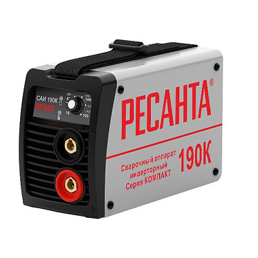 Сварочный аппарат инверторный Ресанта САИ-190К