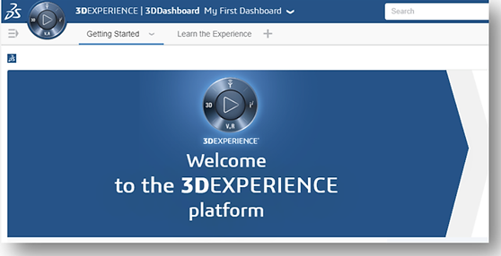 Getting started on My First Dashboard.pn