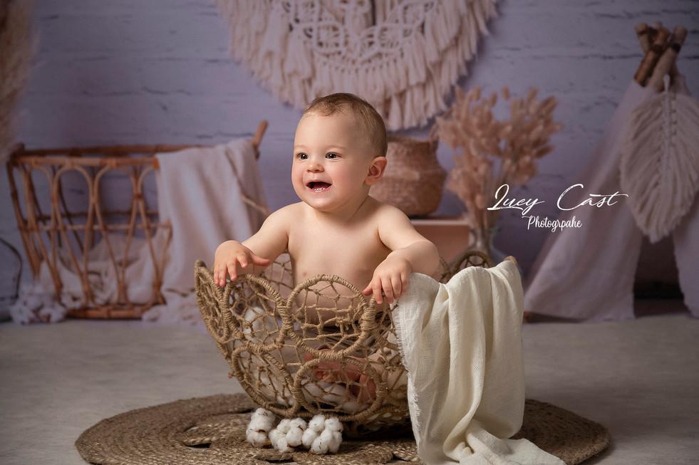 lucy cast photographe bébé