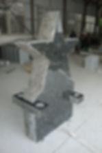 Star Shaped Headstone