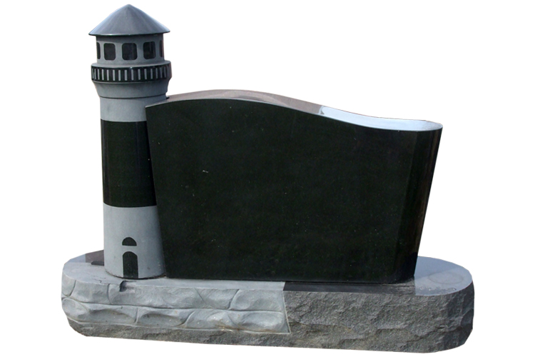 Lighthouse Gravestone