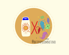 Plankton research for environmental protection:  pollution from sunscreen cosmetics