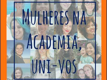 Mulheres da academia: uni-vos!