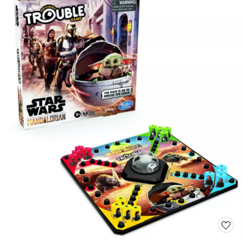 Trouble Game: Star Wars