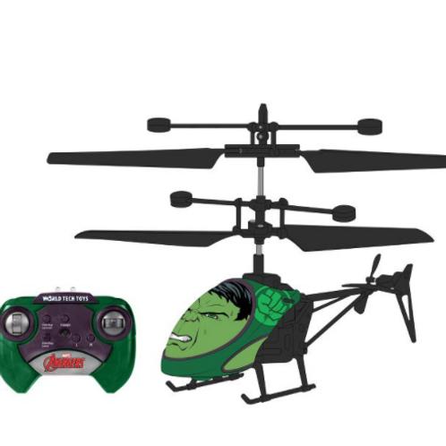 Marvel Hulk Helicopter