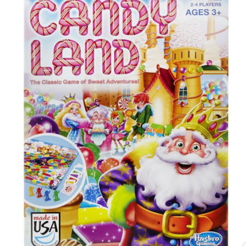 Candy Land Board Game 3+