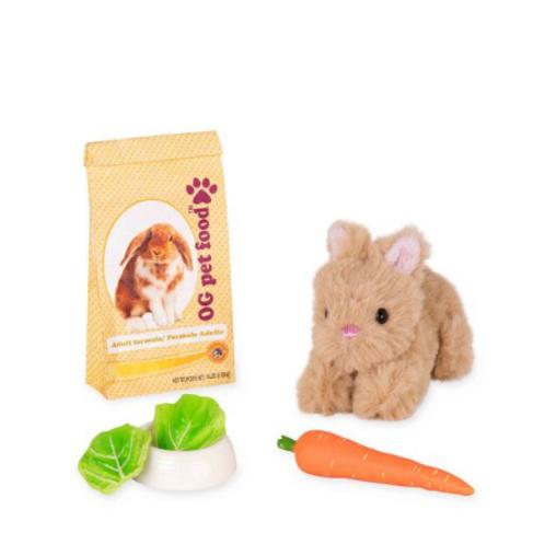 Pet Bunny feeding set