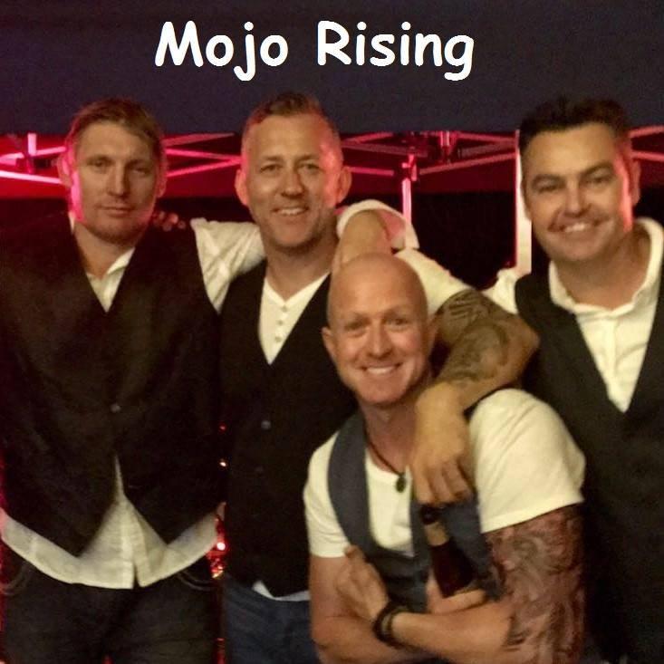 Mojo Rising Rock Band - 4 hours