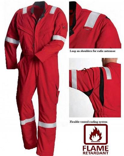 Baju Anti Api