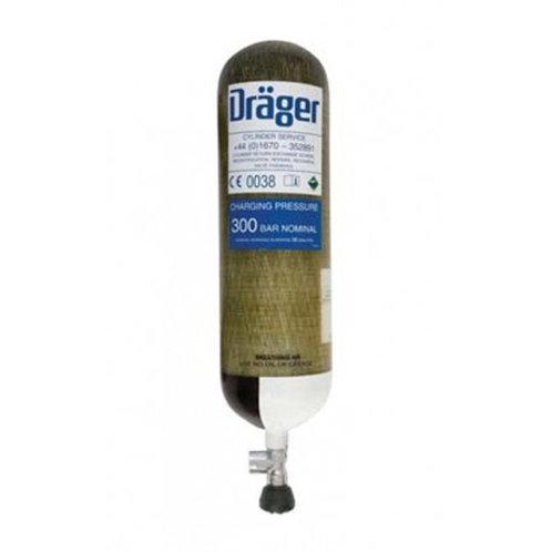 Draeger Carbon Composite Cylinder
