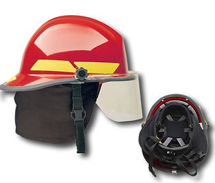 helm pemadam kebakaran, helm anti api