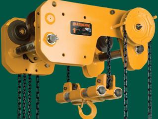 Hoist Crane atau Safety Trolley Crane