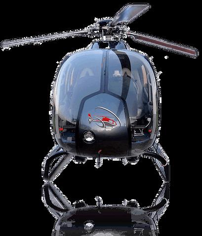 helikopter rondvlucht op vliegveld lelystad