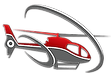 Helikopter logo Ryfas Helicopters