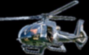 Helikopter filmvluchten