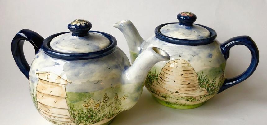 Micro teapots