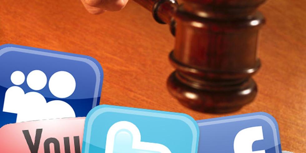 Markalar İçin Sosyal Medya Hukuku Eğitim Programı
