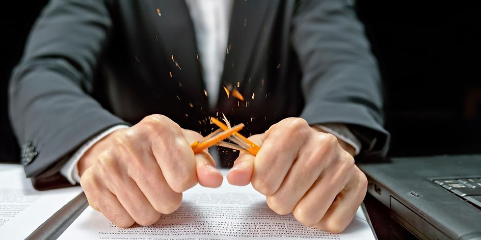 İş Yaşamında Öfke ve Stres Kontrolü