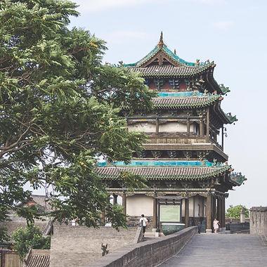 Tempel in China