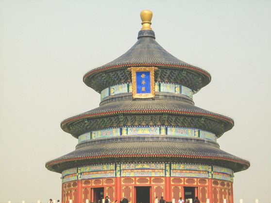 Tempel van de Hemel, Beijing