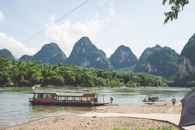 Li-rivier, Xing Ping