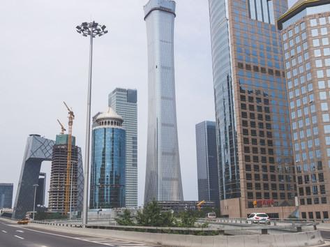 Beijing architectuur