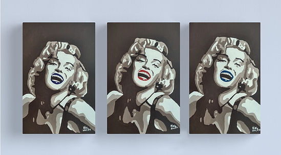"""Love, Marilyn"" by: KikiLoe - Kirsten Loewenthal"